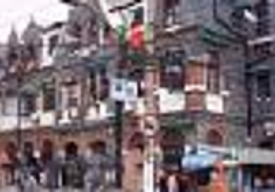 Tales of a Wandering Jew: A city of refuge: Shanghai and the Jews