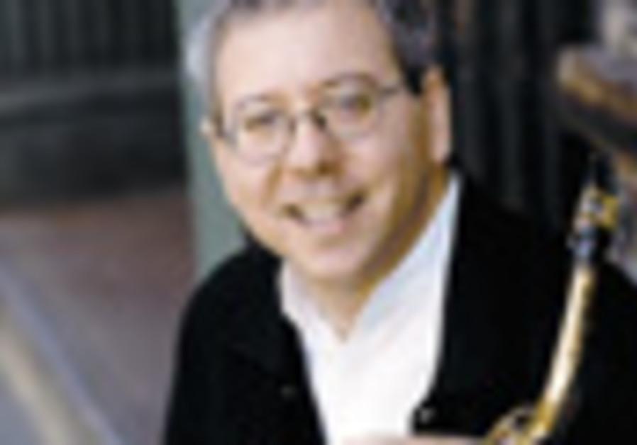 A Jewish take on jazz