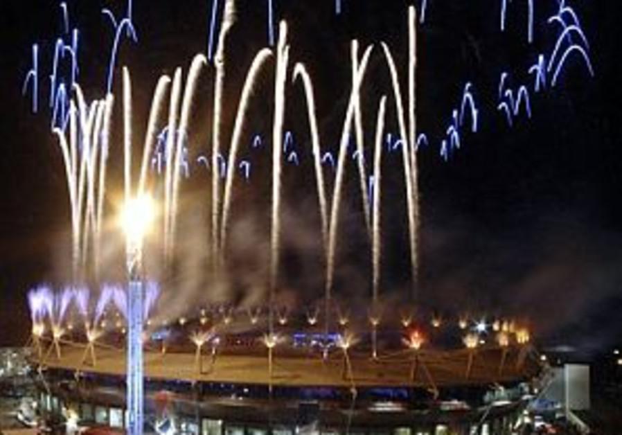 opening ceremony turin italy winter olympics