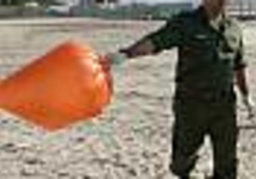 Israeli balloons that drifted into Lebanon spark panic