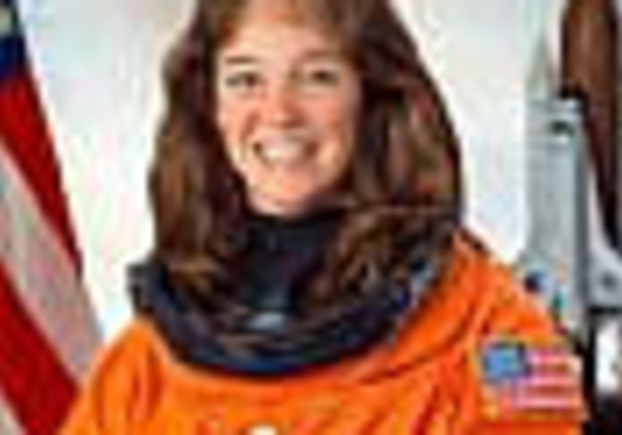 Arrested astronaut flown to NASA for evaluation