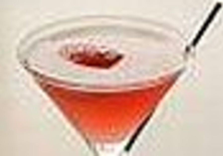The Shlomzion Strip: Bar hoppers' haven