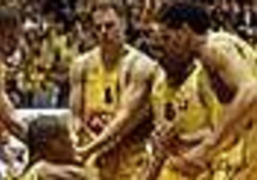 Local hoops: Maccabi Tel Aviv stays perfect in BSL
