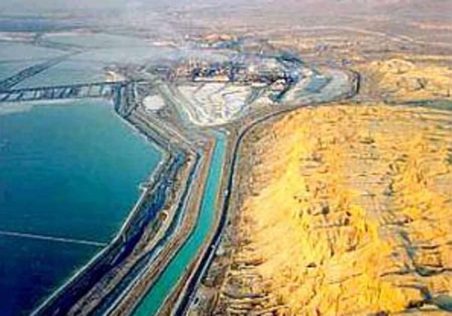 Engineer: Beware of Dead Sea sinkholes