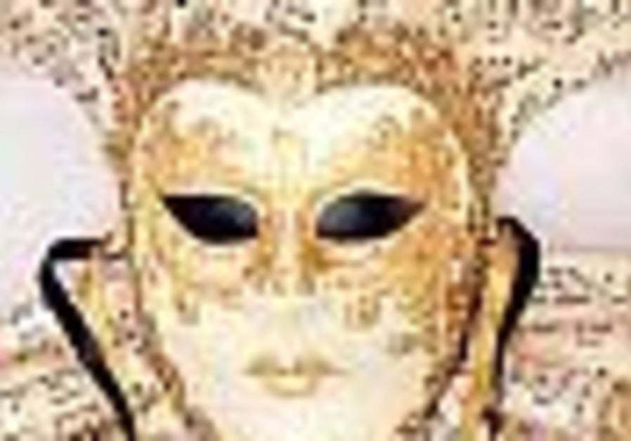 Masquerades and creative workshops in the Purim spirit