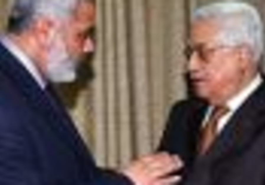 Poll: Palestinians disillusioned with unity gov't