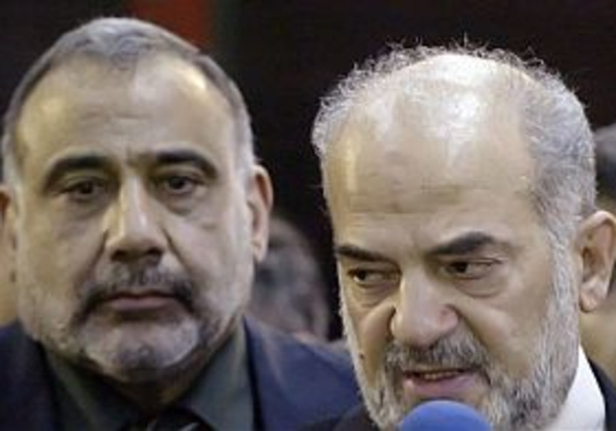 Iraqi Shi'ites vote incumbent al-Jaafari for prime minister