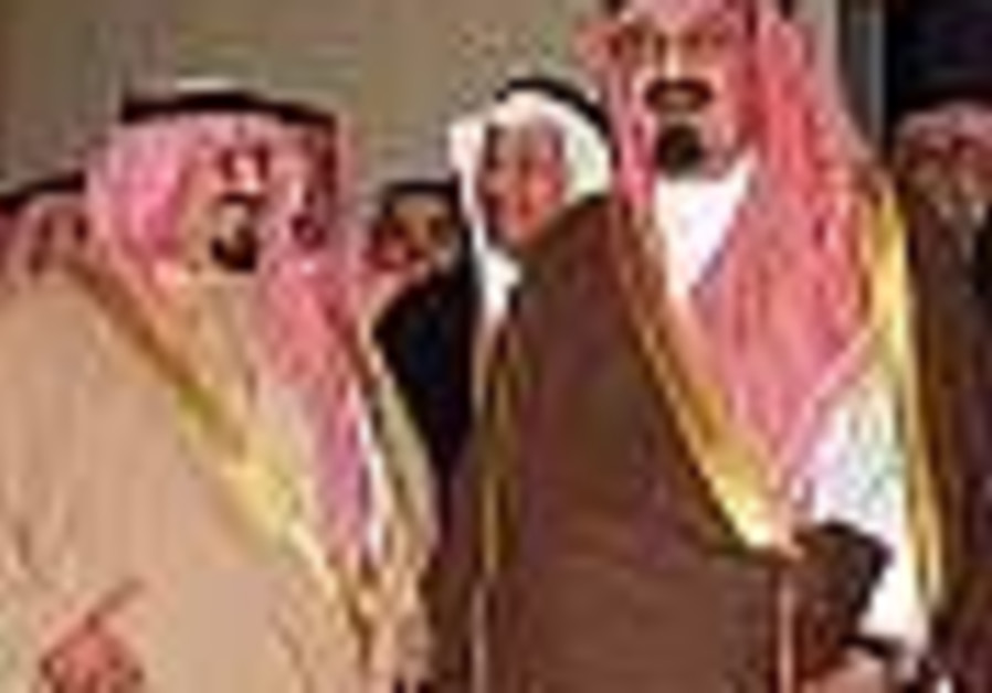 Saudi official on TV panel with PM adviser