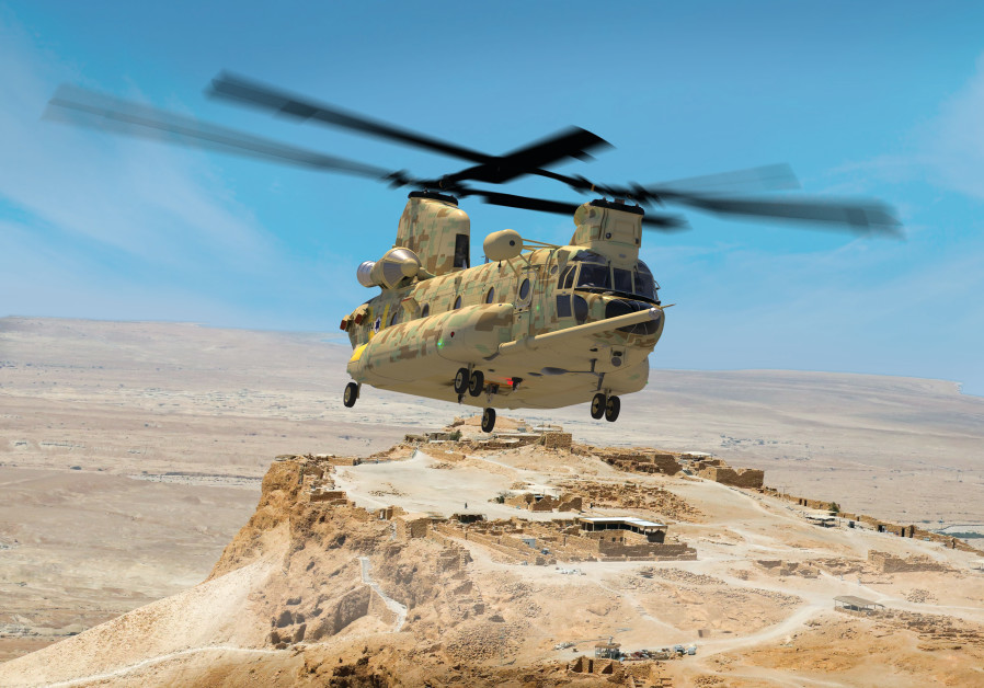 Boeing's Chinook Helicopter / BOEING