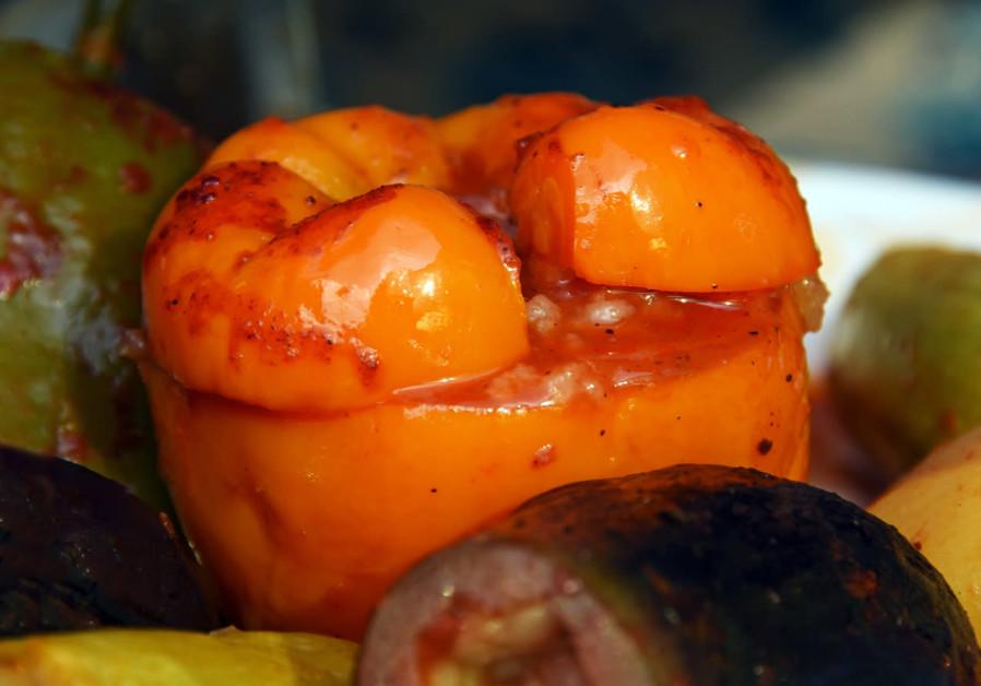Druz dish Itisam / ITSIK MAROM