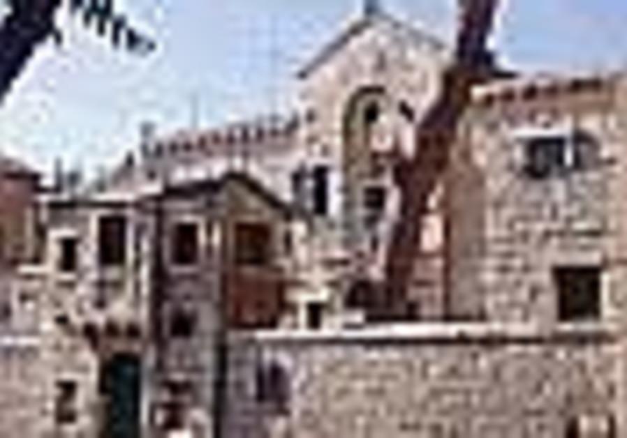 Walking tour: Around the houses of Hanevi'im Street