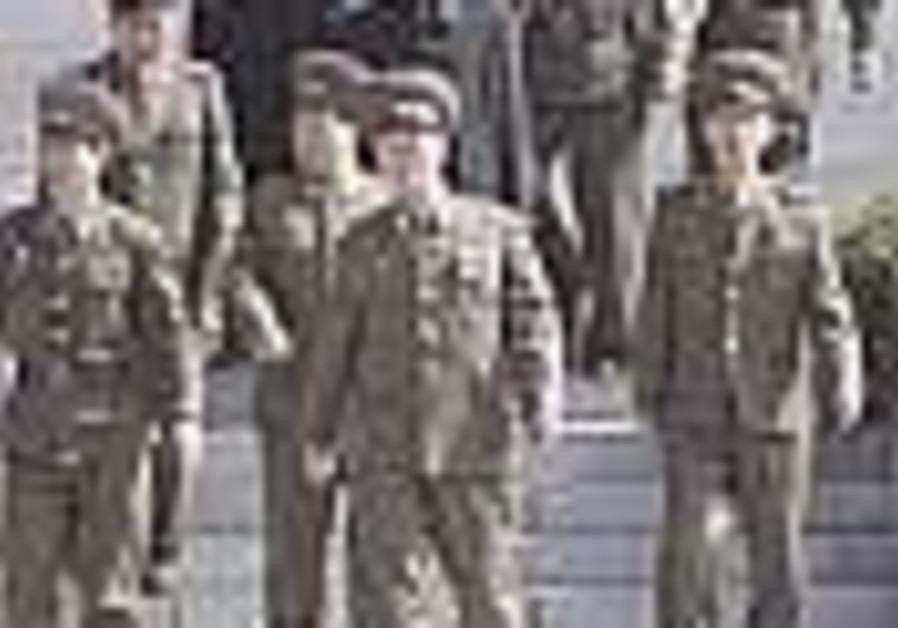 N. Korea's No. 2 leader meets Syrian delegation