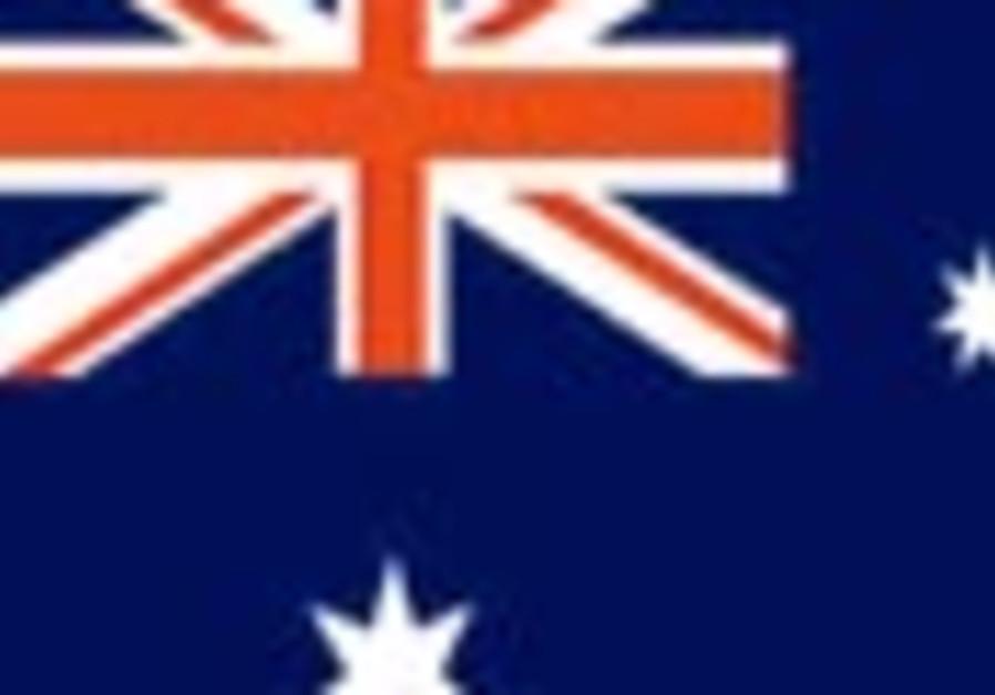 australia flag 88
