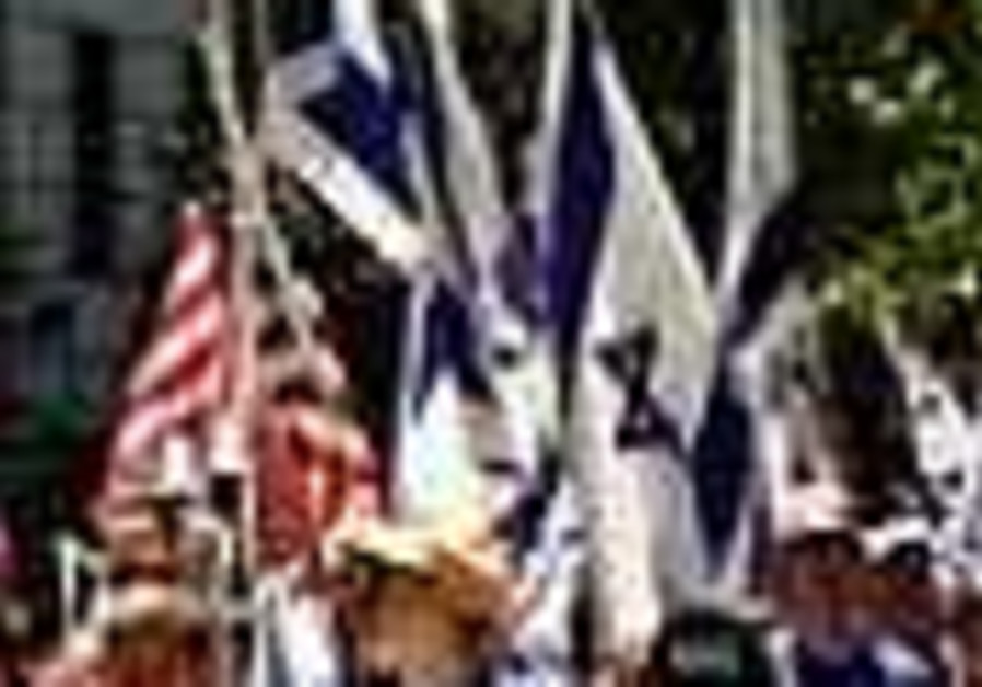 Heat can't dampen young Jewish leaders' enthusiasm