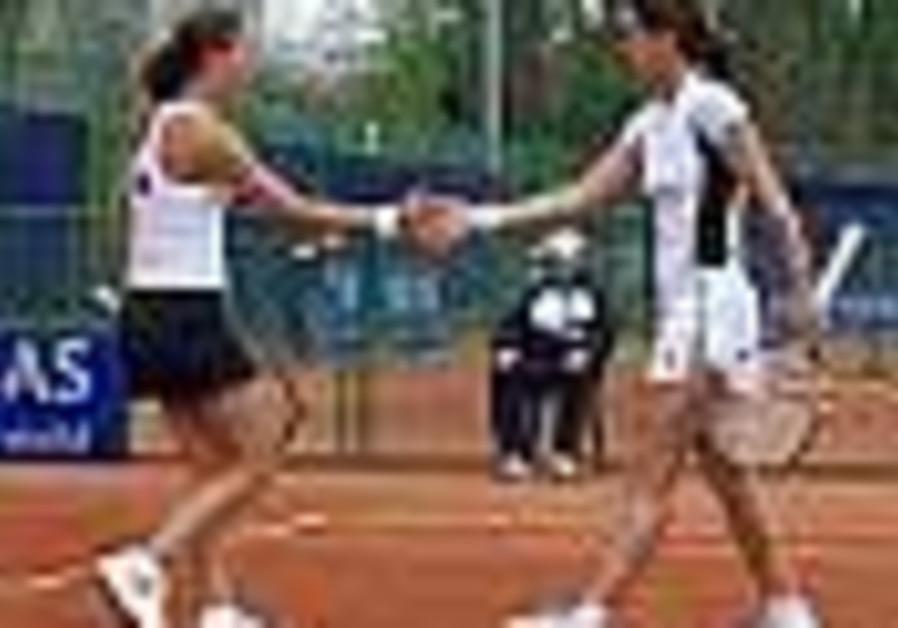 Tennis: Israel beats Canada 3-2 in Fed Cup