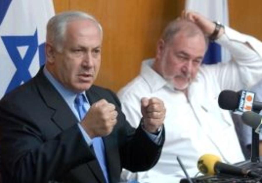 netanyahu fists 298 AJ