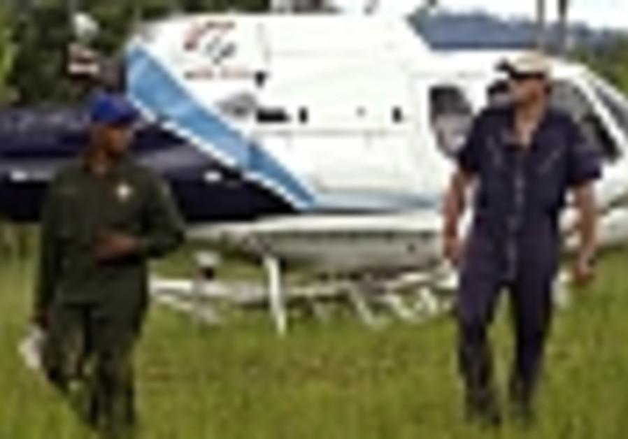 Rescue convoys reach edge of Kenya Airways crash