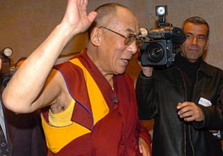 dalai lama at mishkenot shaananim