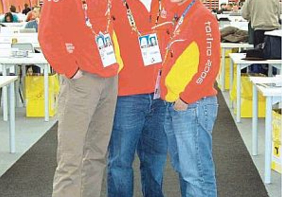 olympic volunteers298 88