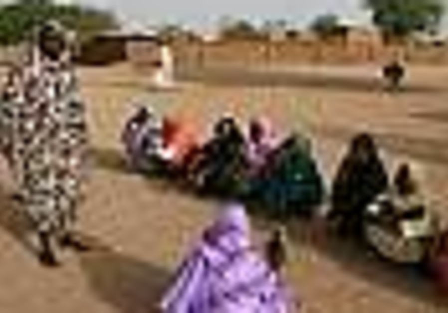 British Jews urged to act on Darfur