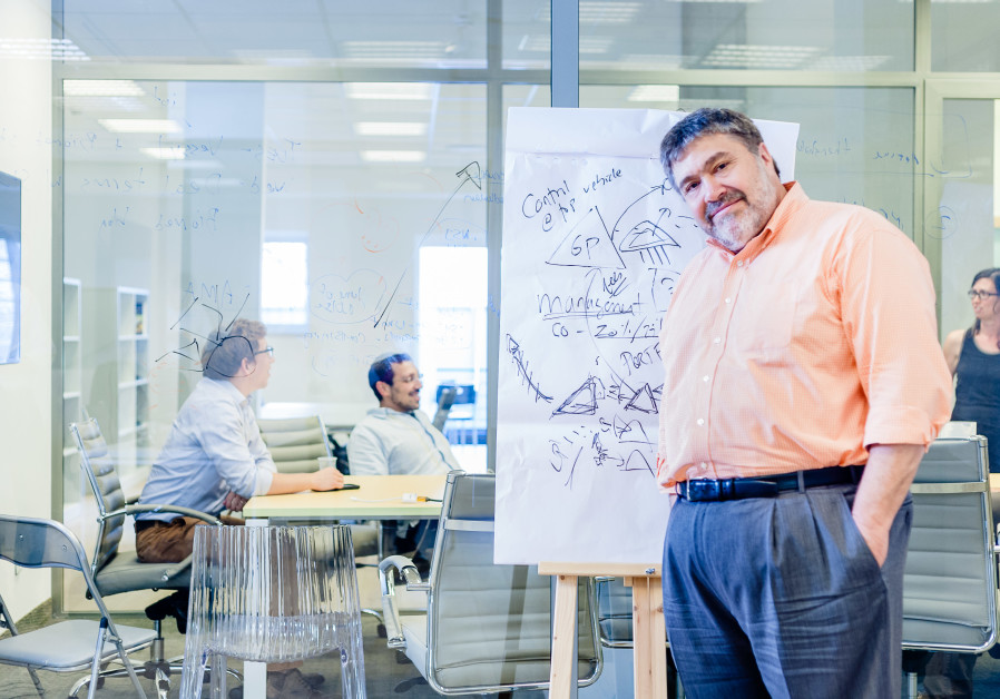 Jon Medved (photo credit: OURCROWD)
