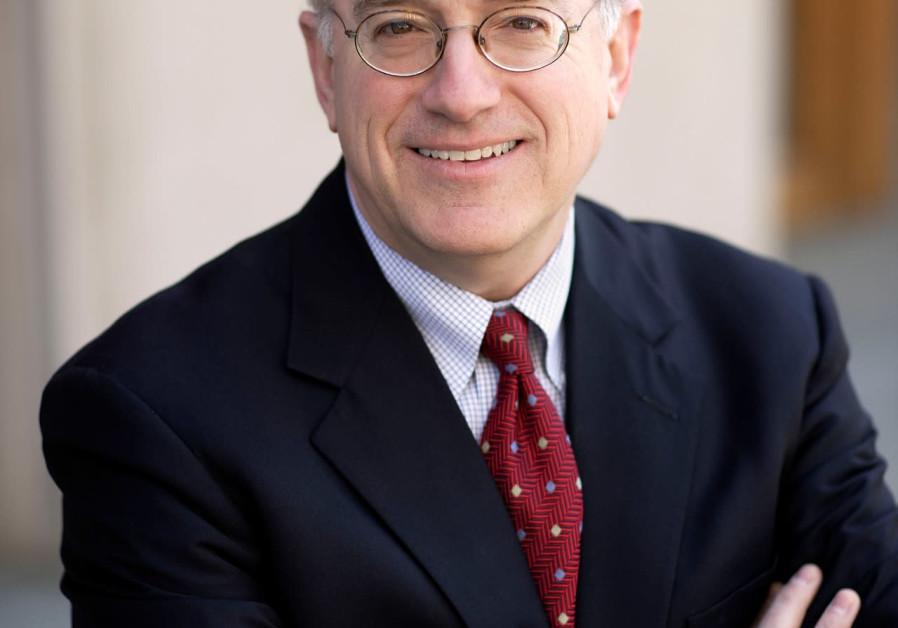 Former US ambassador to Israel and Egypt Dan Kurtzer / JON ROEMER