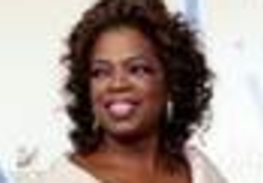Reclusive novelist talks to Oprah