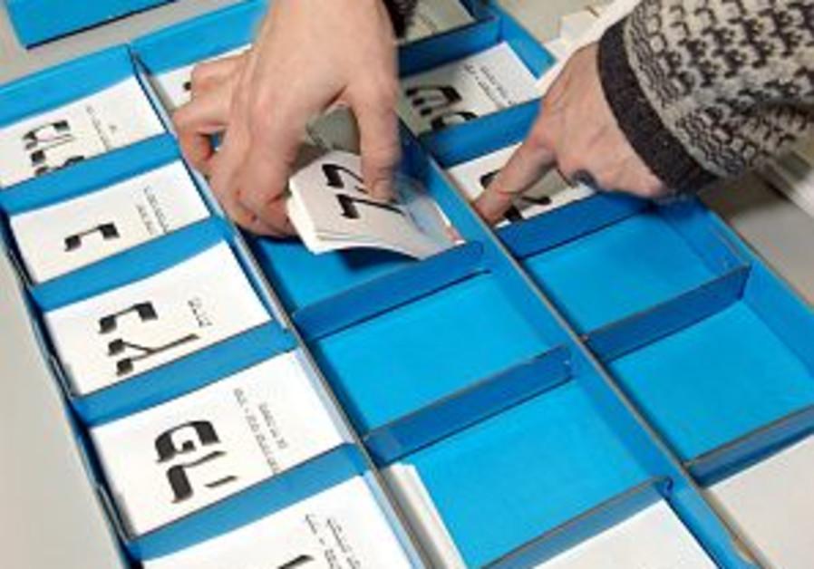 voting ballots 298 AJ