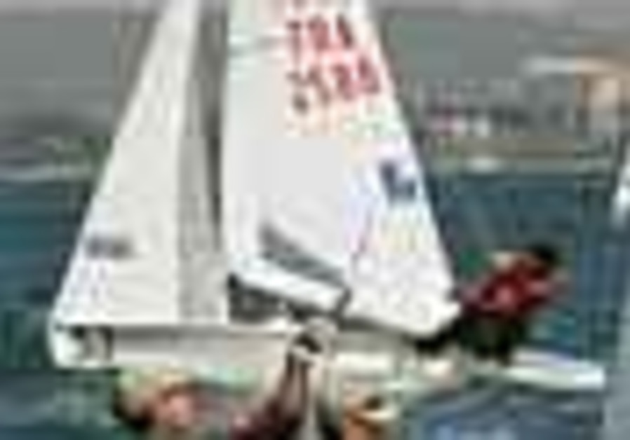 Sailing: Tzuberi impresses at World Championships