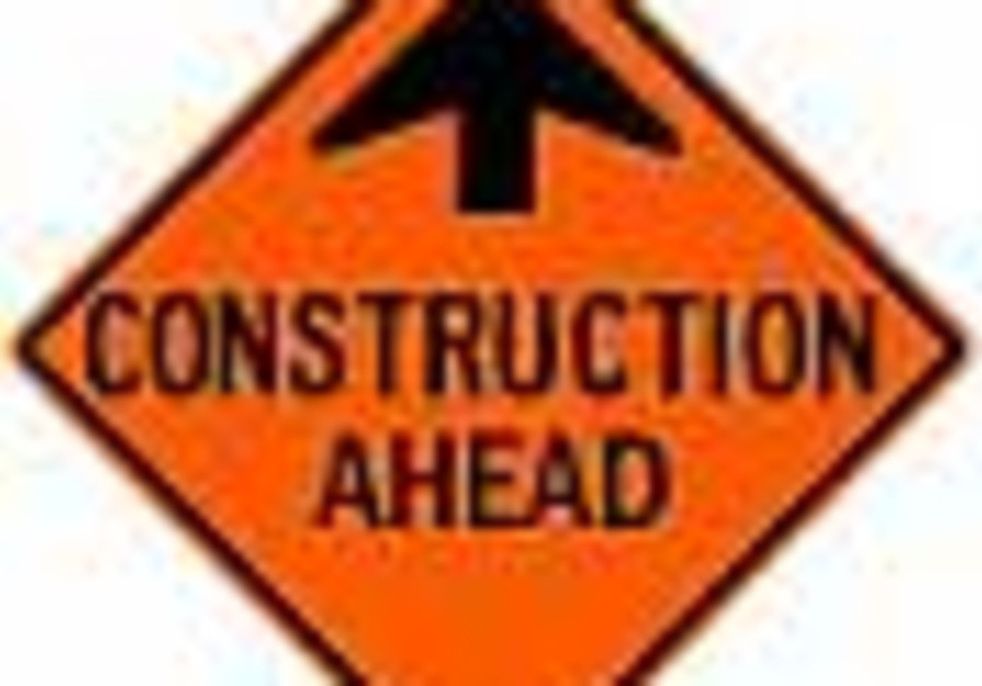 No light at end of tunnel for new Jerusalem road