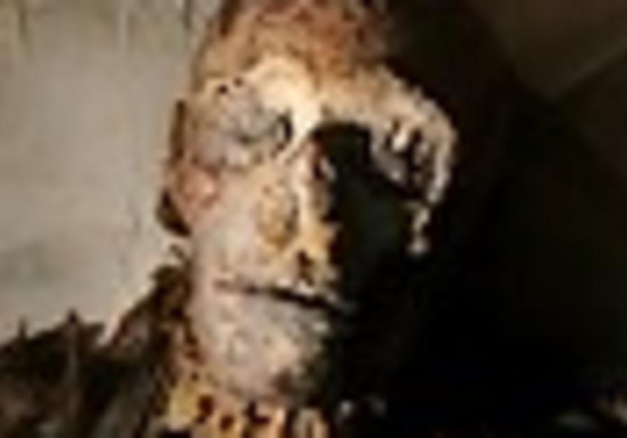 Egypt says mummy is Queen Hatshepsut