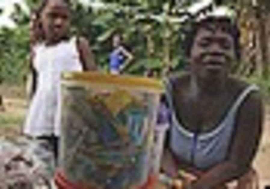 British girl released by captors in Nigeria