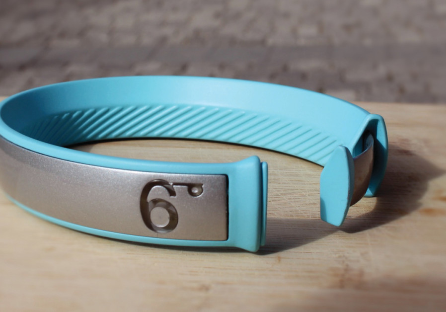 A PROTOTYPE of 6Degrees' wearable technology. (Courtesy)