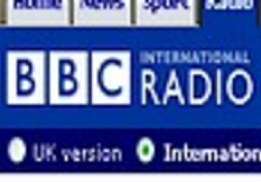 BBC won't remove anti-Semitic posting