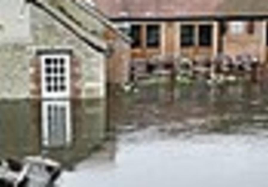 Wet weather causes havoc across Britain