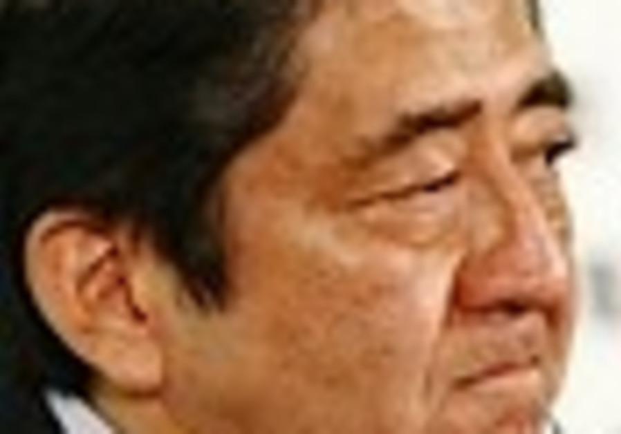 Japanese prime minister says he will resign