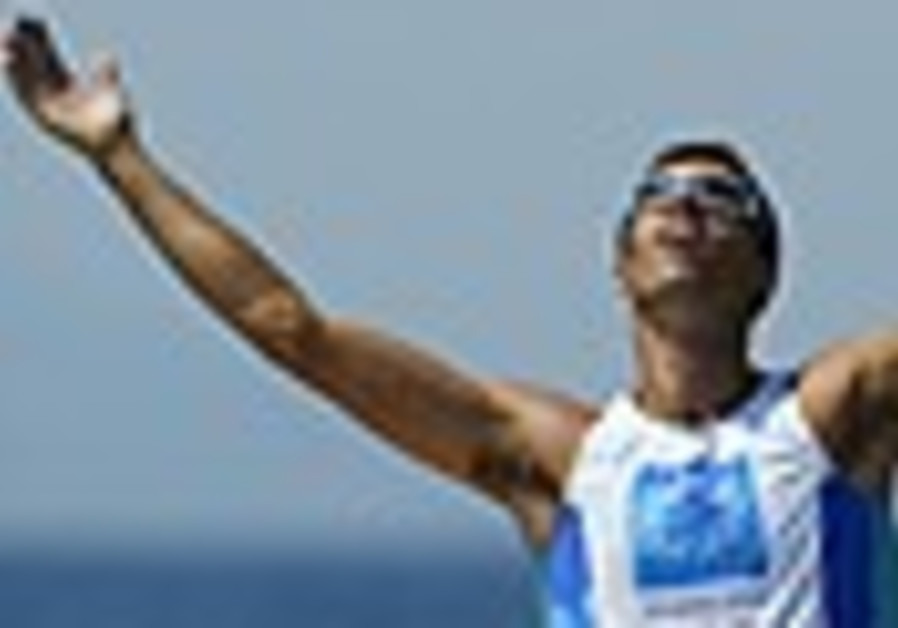 Gal Fridman given one month to save his Olympic career