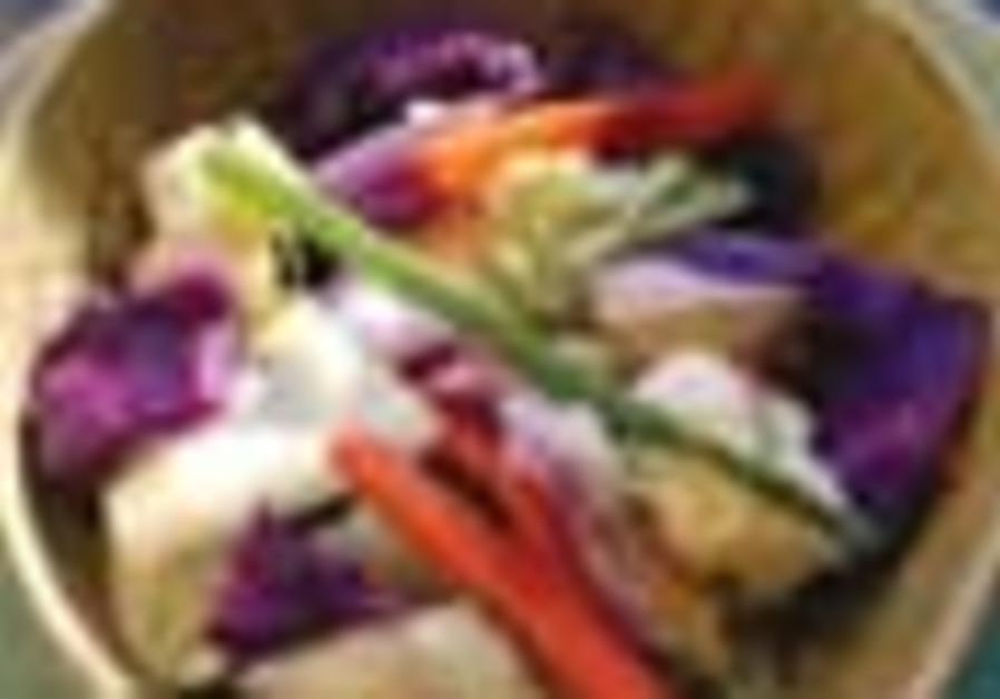 sesame salad 88 298