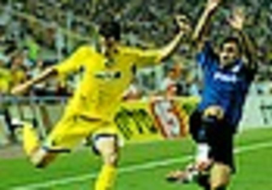 UEFA Cup: Maccabi TA held 1-1 by Erciyesspor