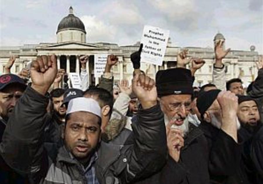 london anti-cartoon protest 298.88
