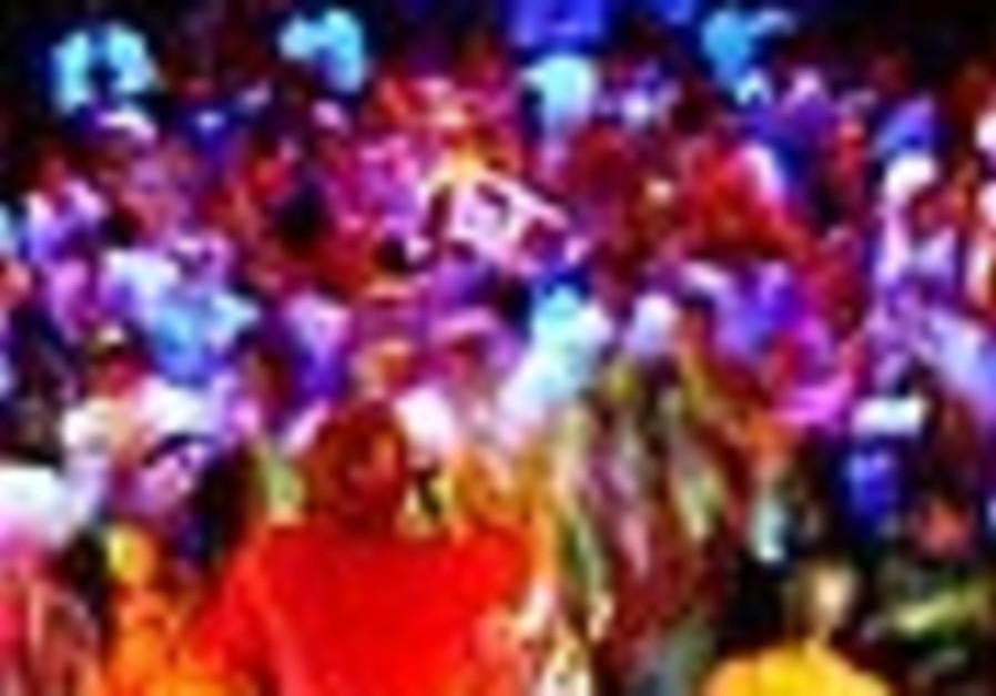 Holy Rave Festival: For an Alternative Rosh Hashana