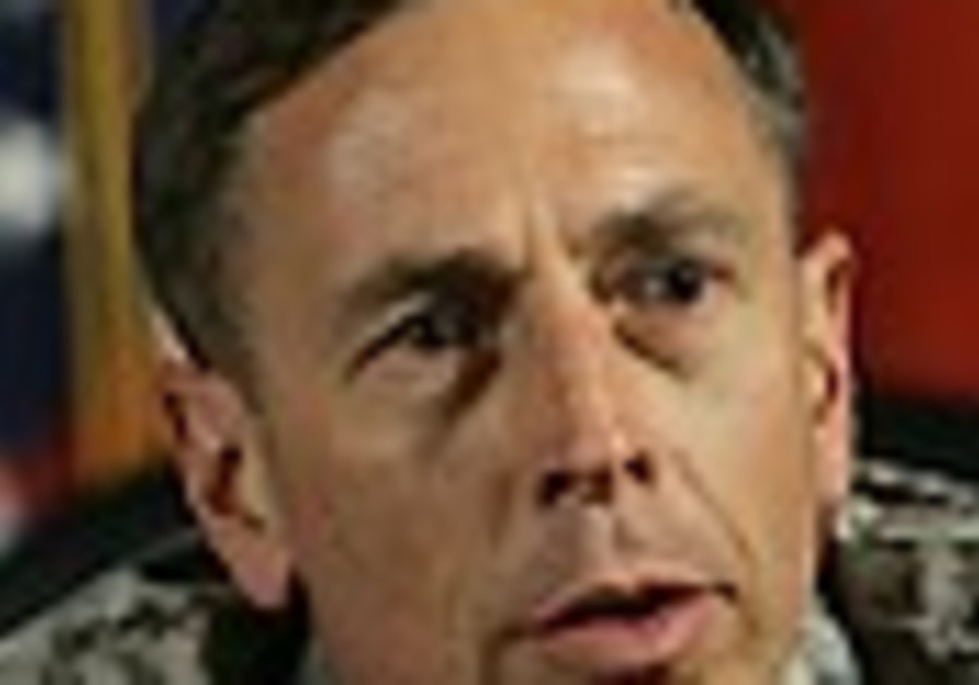 Petraeus to face grilling from US lawmakers on Iraq war