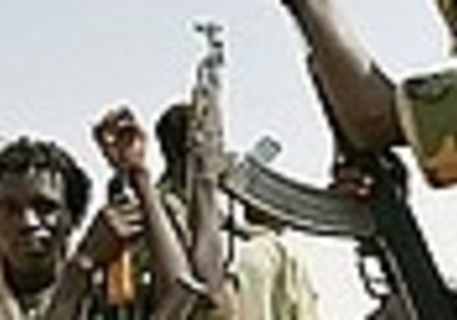 Rebels kill a dozen African Union peacekeepers in Darfur
