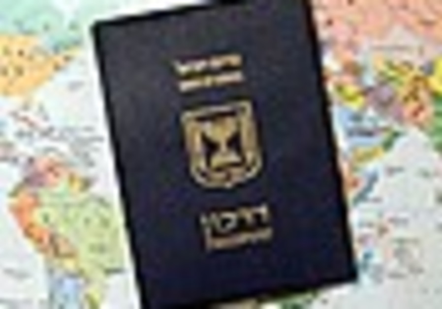 Interior Ministry moves to stop Israelis from selling passports