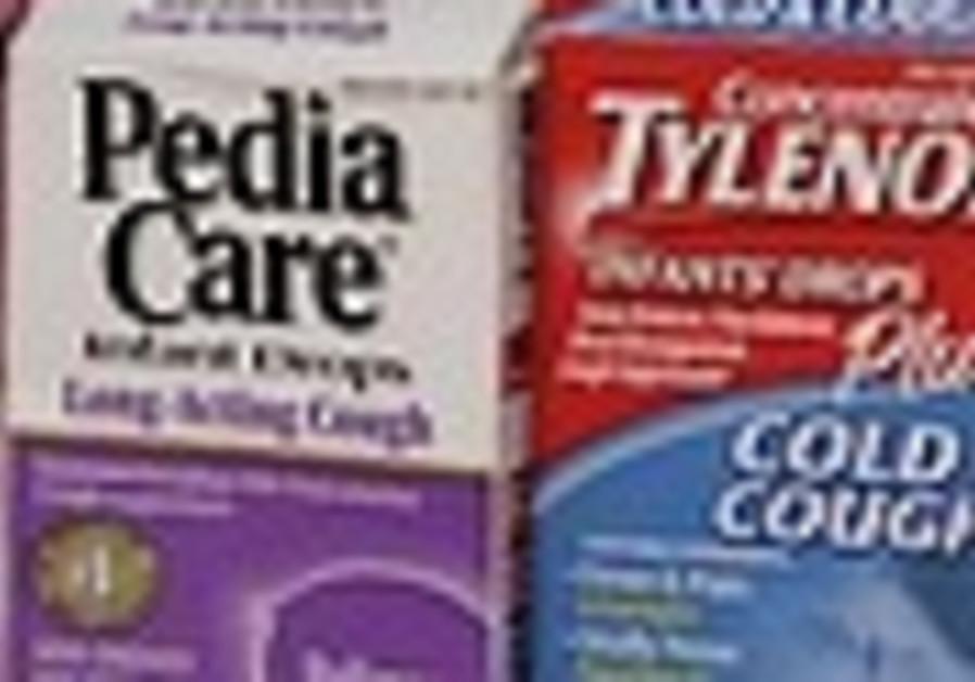 Panel: Kids shouldn't use cold medicines