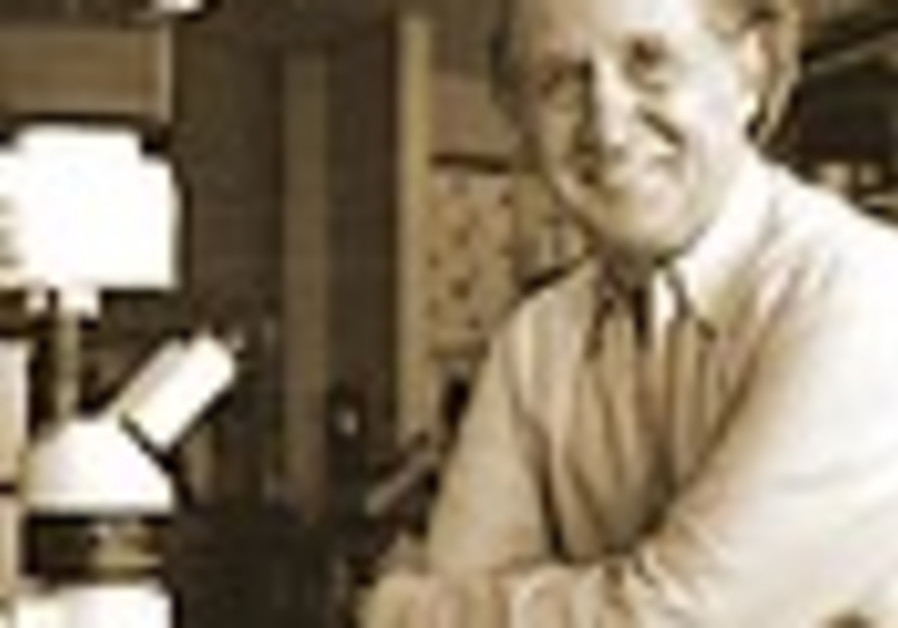 Nobel medicine laureate's extraordinary tale of life during WWII