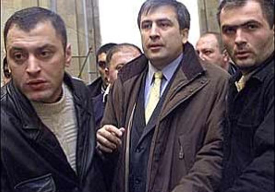 Saakashvili 298 ap
