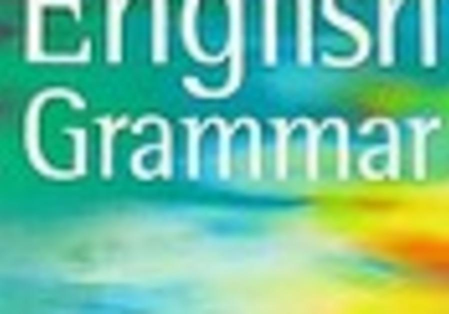 Grammar: The hardest part of English