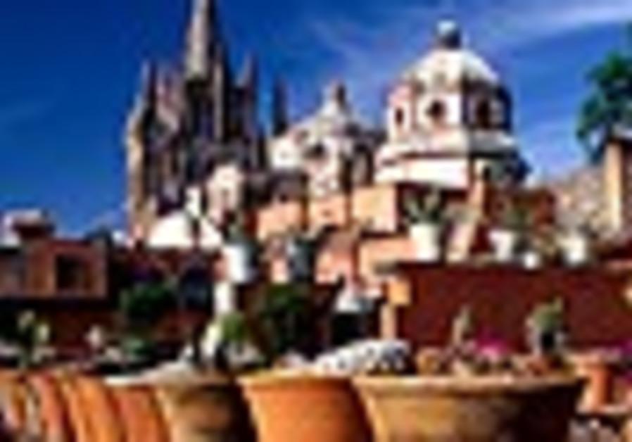 Diaspora: Shalom, San Miguel de Allende