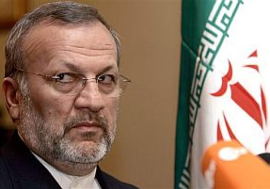 iranian fm mottaki 298 ap